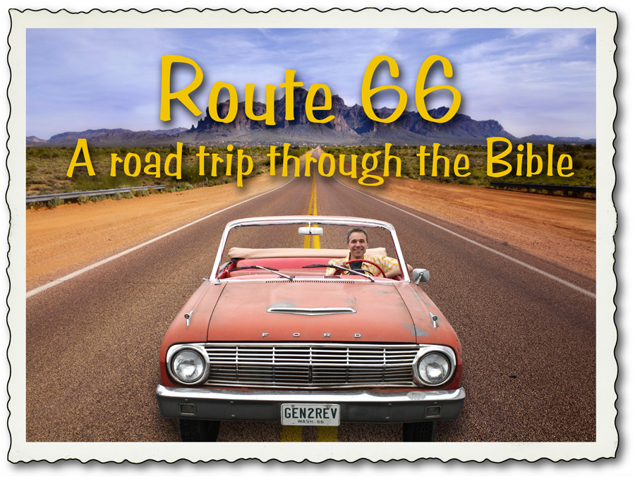 Route 66: A Road Trip Through the Bible